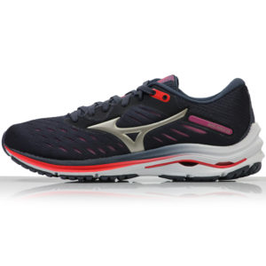 Mizuno Wave Rider 24 Women's Running Shoe Side