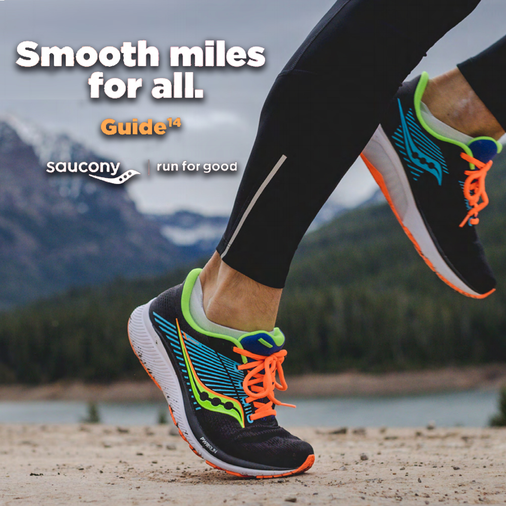 saucony guide 14 banner