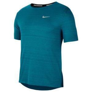 Nike Men's DF Miler Short Sleeve Running Tee Front