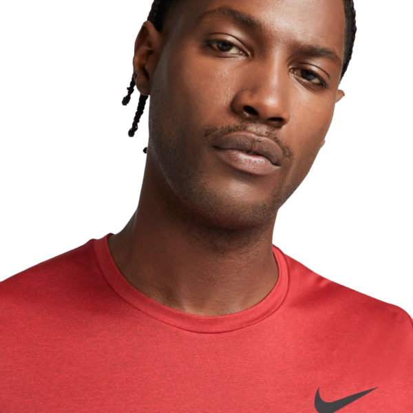 Nike Men's Pro Dry-Fit Short Sleeve Running Tee