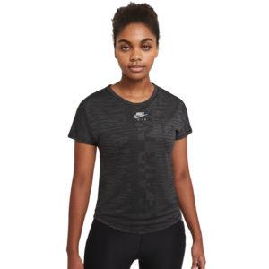 Nike Air Short Sleeve Women's Running Tee Front