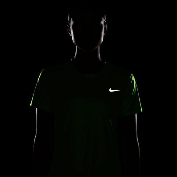 Nike Miler Short Sleeve Women's Flash