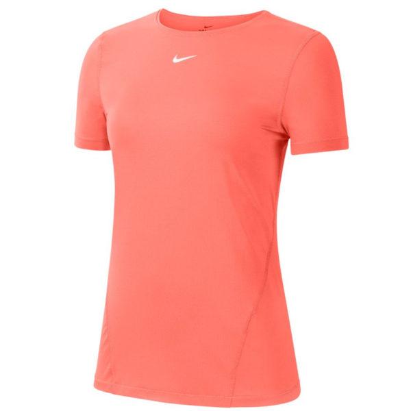 Nike Pro Short Sleeve Women's Running Tee Front