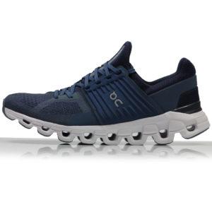on cloudswift men's running shoe Side
