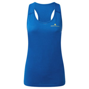 Ronhill Core Women's Running Vest azurite front