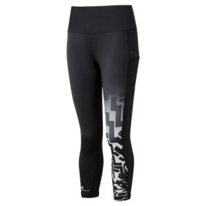 Ronhill Life Poise Women's Crop Running Tight front