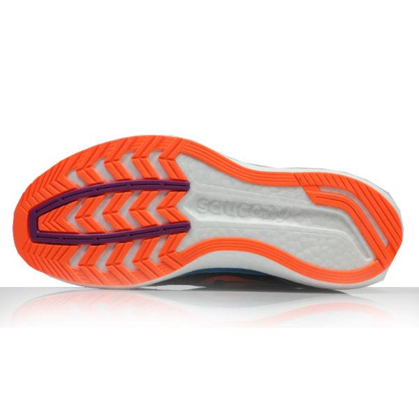 Saucony Endorphin Speed Women's Running Shoe Sole