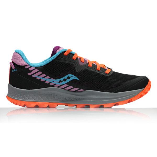 Saucony Peregrine 11 Women's Trail Shoe Back