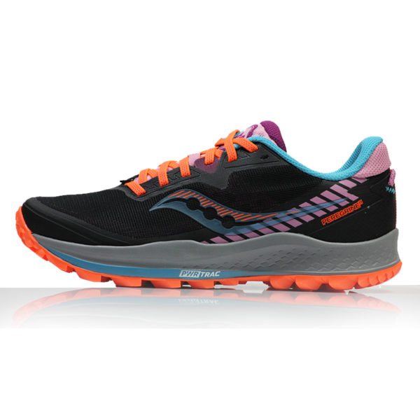 Saucony Peregrine 11 Women's Trail Shoe Side