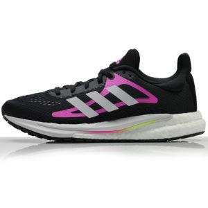 adidas Solar Glide 3 Women's Running Shoe Side