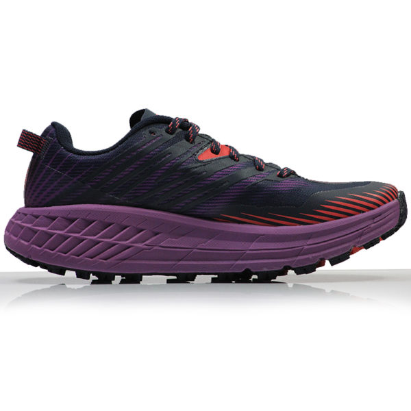 Hoka One One Speedgoat 4 Women's outer space back