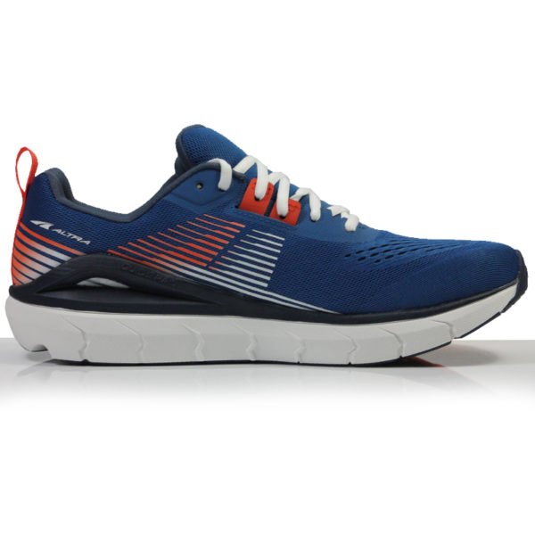 Altra Provision 5 Men's Trail Shoe blue back