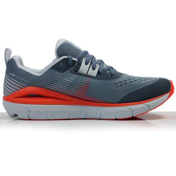 Altra Provision 4 Women's Trail Shoe gray coral back