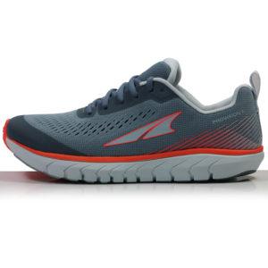 Altra Provision 4 Women's Trail Shoe gray coral side