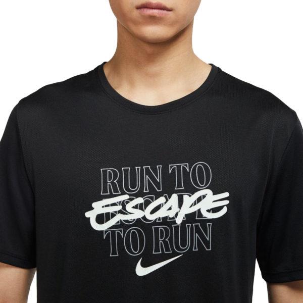 Nike Wild Run Men's Short Sleeve