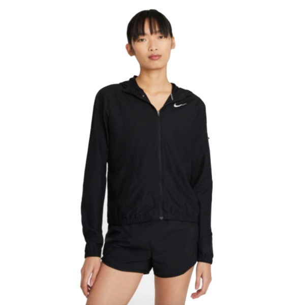 Nike Impossibly Light Women's Running Jacket black front