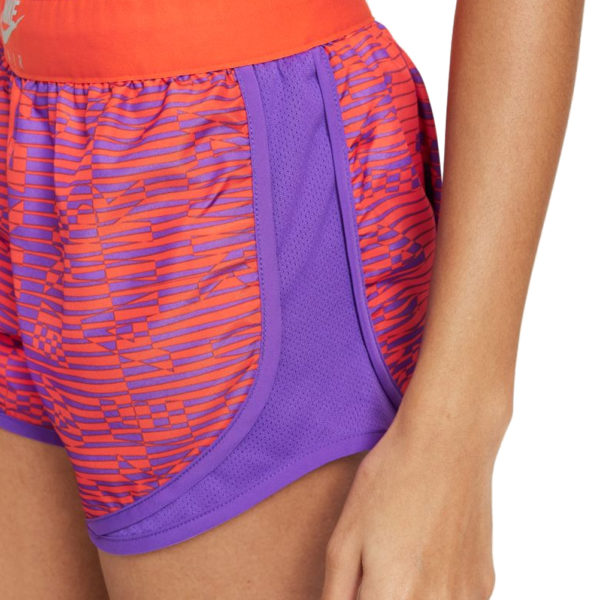 Nike Air Tempo Women's Printed Running Short Side