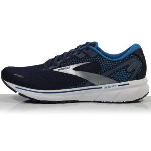 Brooks Ghost 14 Men's Running Shoe navy side