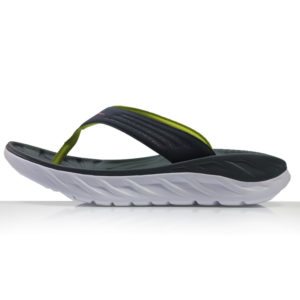 Hoka One One Ora Men's Recovery Flip Flop Side