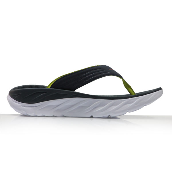 Hoka One One Ora Men's Recovery Flip Flop Back