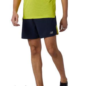 New Balance Impact Run 5inch Men's yellow front