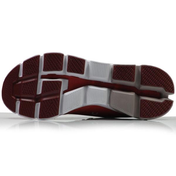 On Cloudflyer Women's Running Shoe flare sole
