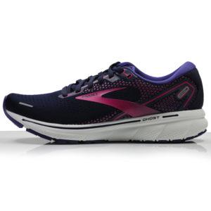 Brooks Ghost 14 Women's Running Shoe Side