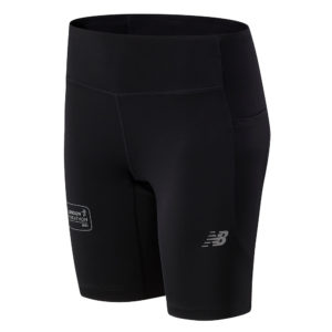 New Balance London Edition Impact Run Women's Fitted Short front