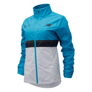 New Balance London Marathon Women's Running Jacket front