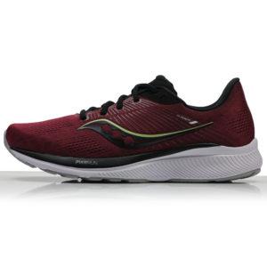 Saucony Guide 14 Men's Running Shoe Side