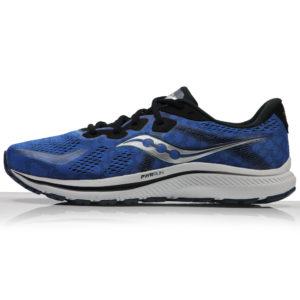 Saucony Omni 20 Men's Running Shoe side