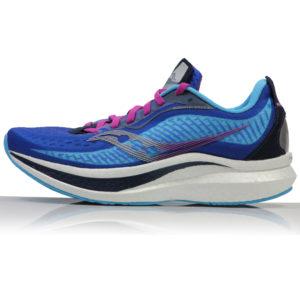 Saucony Endorphin Speed 2 Women's Running Shoe side