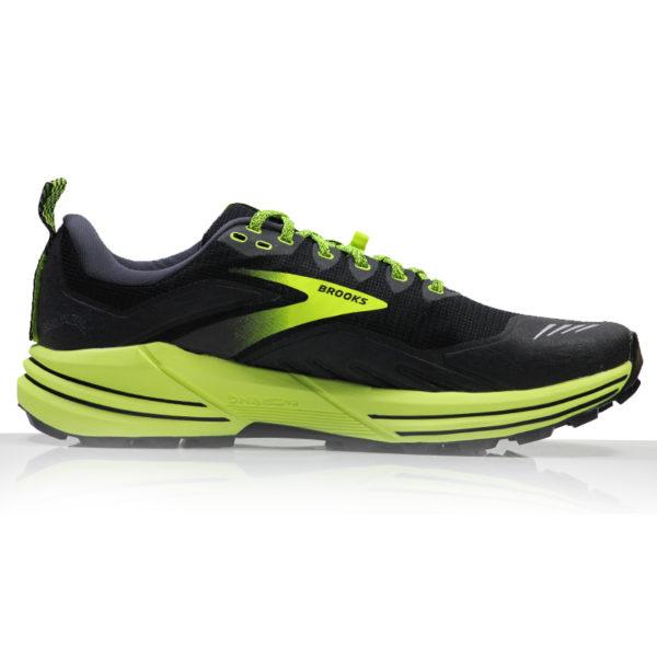 Brooks Cascadia 16 Men's Trail Shoe Back