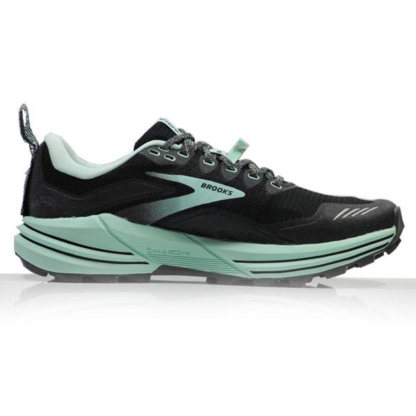 Brooks Cascadia 16 Women's Trail Shoe Back