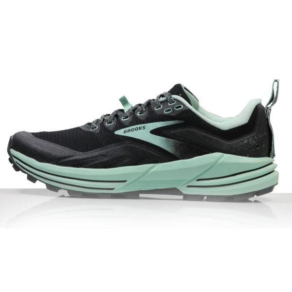 Brooks Cascadia 16 Women's Trail Shoe Side