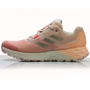 adidas Terrex Two Flow Women's Trail Shoe Side
