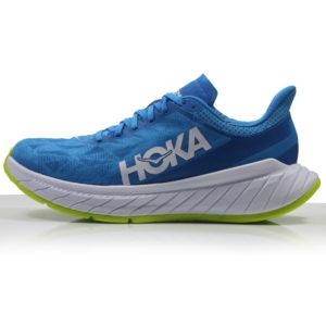 Hoka One One Carbon X 2 Men's diva blue side