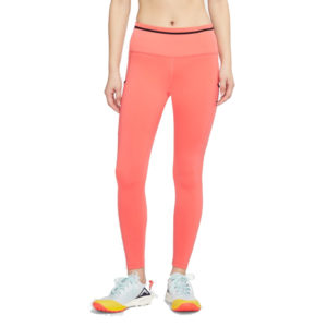 Nike Epic Luxe Trail Women's Running Tight ember front