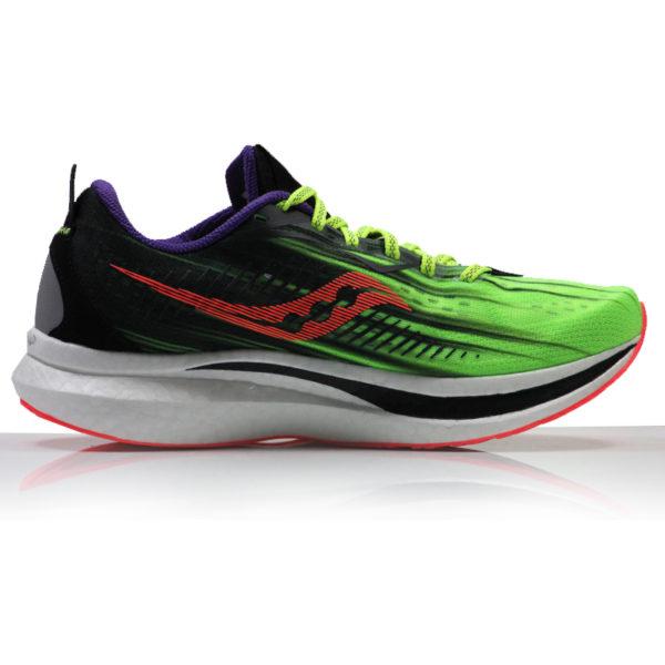 Saucony Endorphin Speed 2 Men's Running Shoe Back