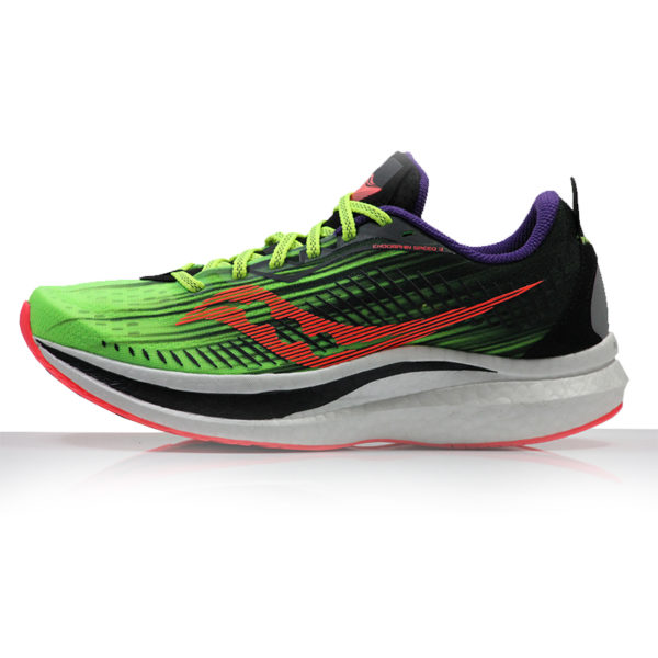 Saucony Endorphin Speed 2 Men's Running Shoe Side