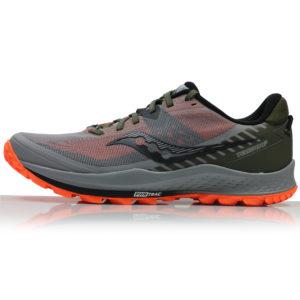 Saucony Peregrine 11 Men's Trail Shoe Side