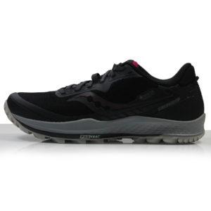 Saucony Peregrine GTX 11 Women's Trail Shoe side