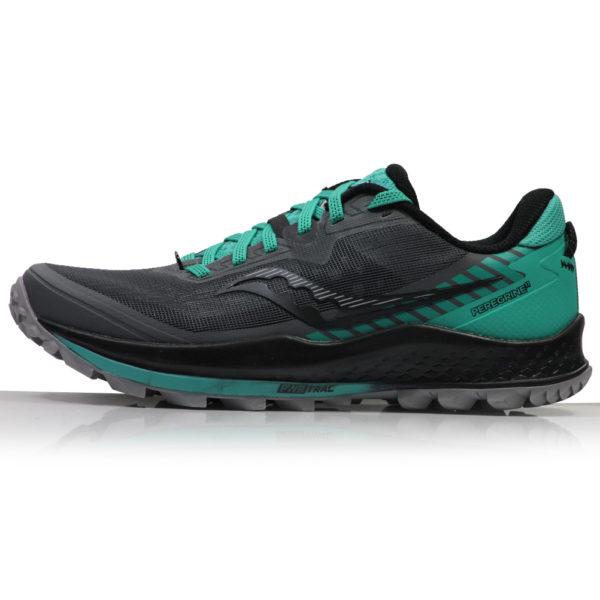 Saucony Peregrine 11 Women's Trail Shoe Side