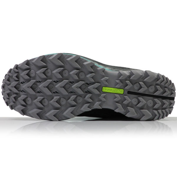 Saucony Peregrine 11 Women's Trail Shoe Sole