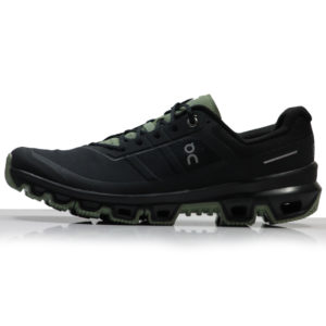 On Cloudventure Men's Trail Shoe Side