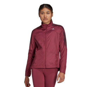 adidas Marathon women's Running Jacket Front