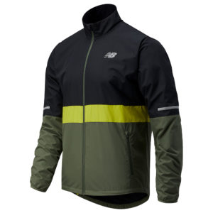New Balance Accelerate Protect Men's Running Jacket front