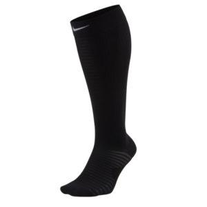 Nike Spark Lightweight Unisex Compression Sock black front