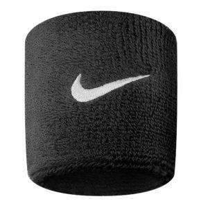 Nike Swoosh Running Wristband black