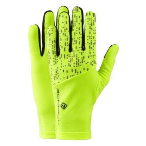 Ronhill Nightrunner Glove yellow